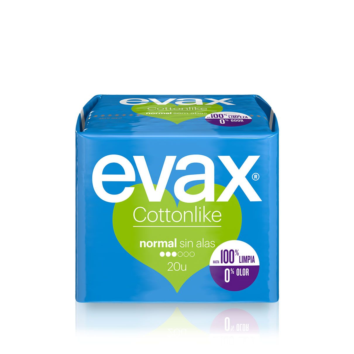 Evax Cottonlike sin Alas Normal