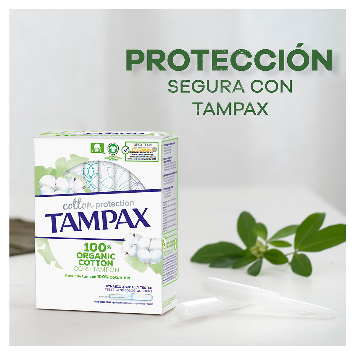 EVAX & TAMPAX Cotton Protection