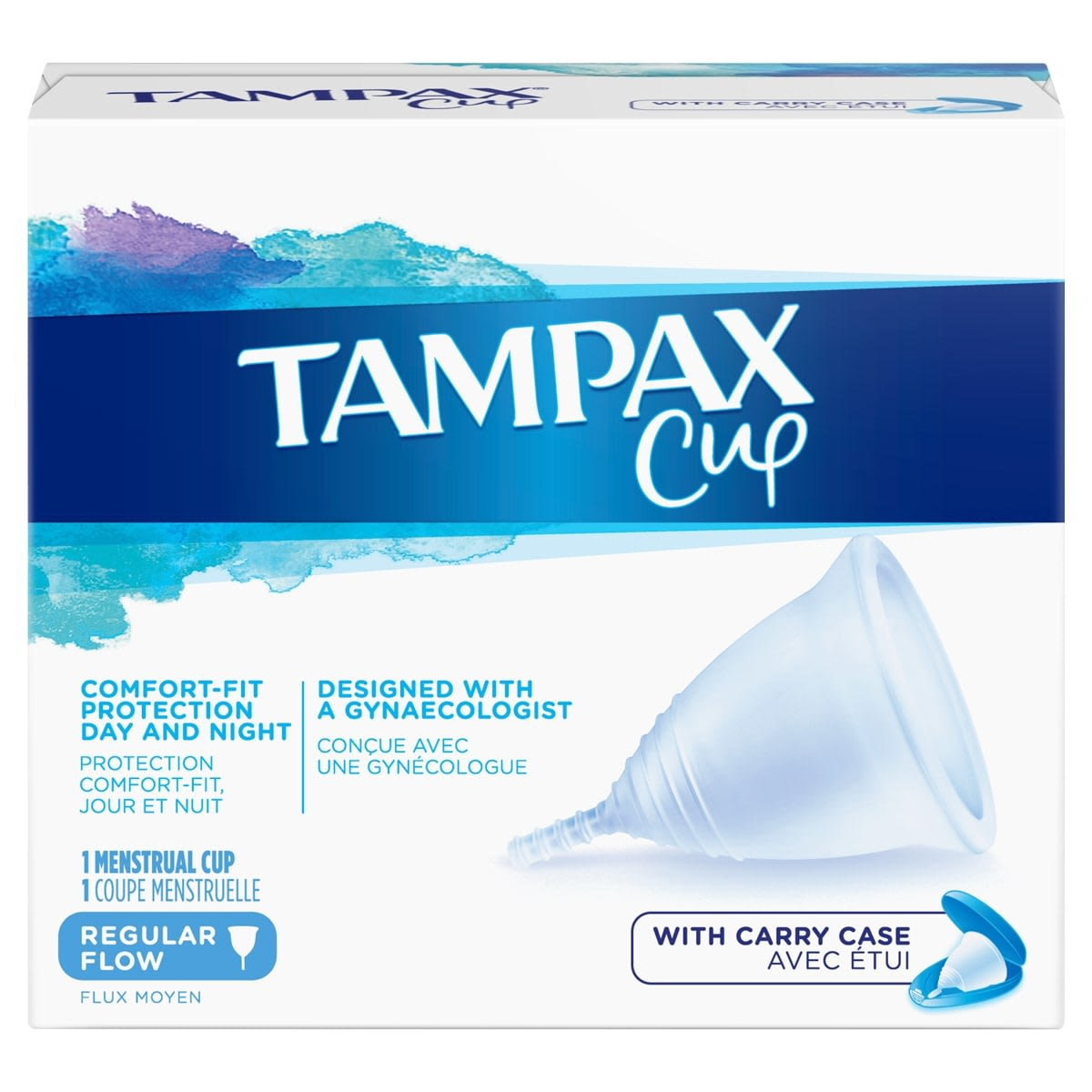 Tampax Menstrual Cups