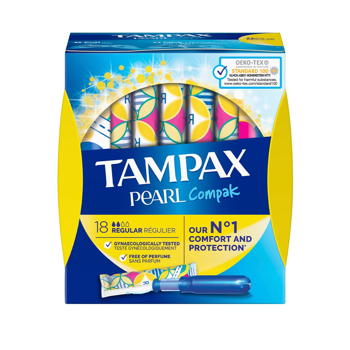 TAMPAX_Compak_Pearl_Regular_18ct