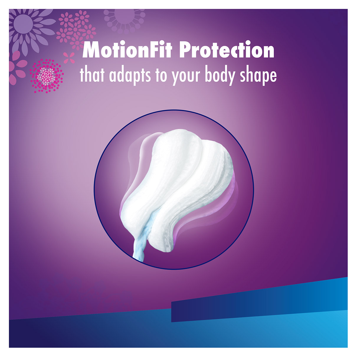 MotionFit Protection that adopts to your body shape