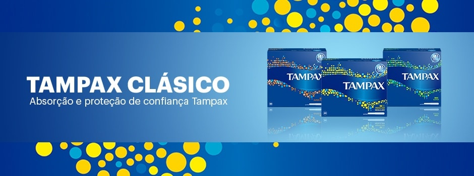 Tampax Clássico
