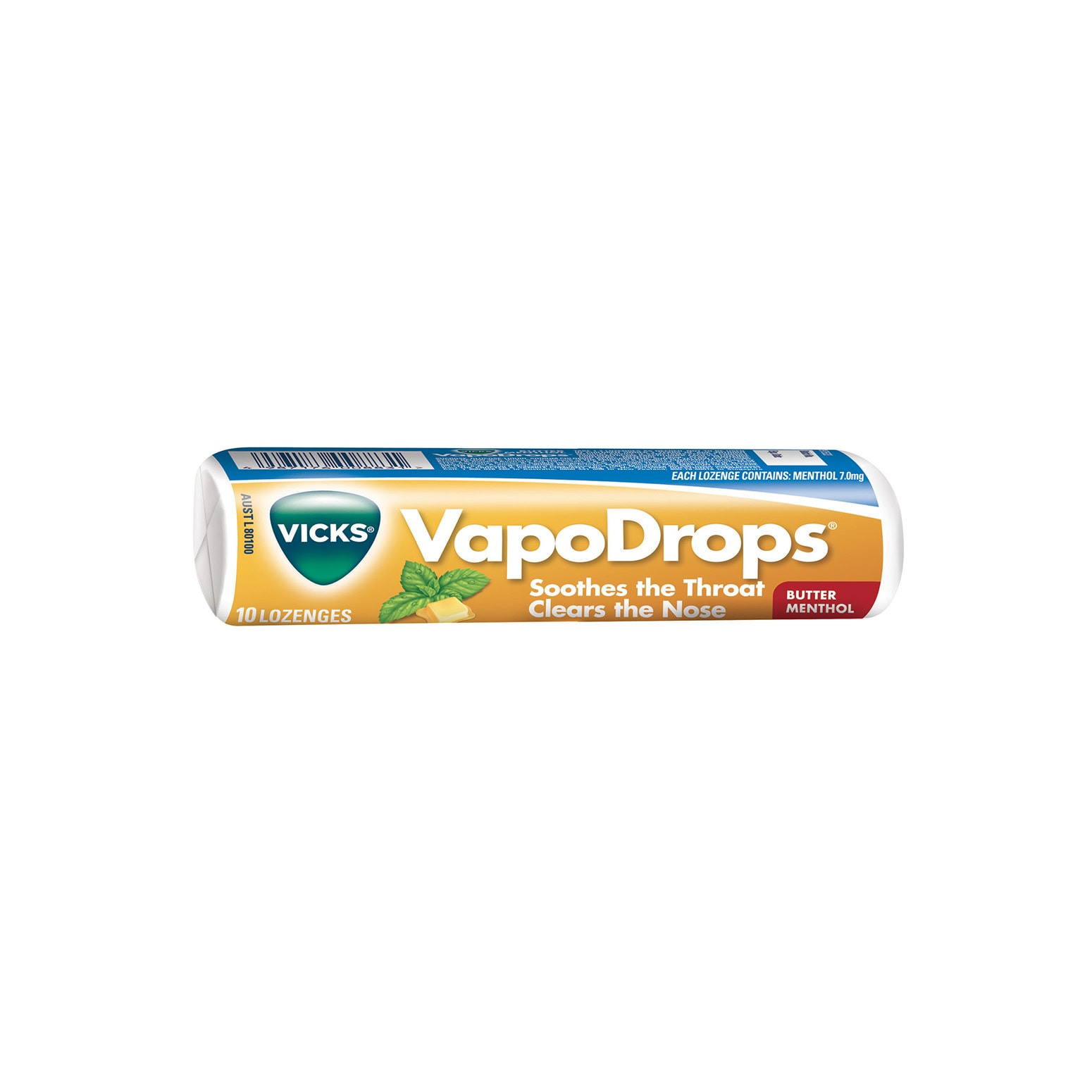 Vicks VapoStick Pack Butter