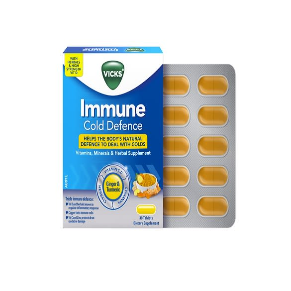 Vicks Immune Cold Defence Primary Image