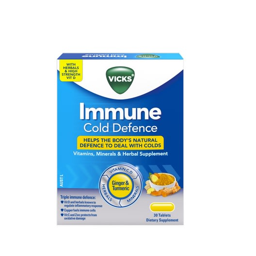Vicks Immune Cold Defence Secondary Image 1