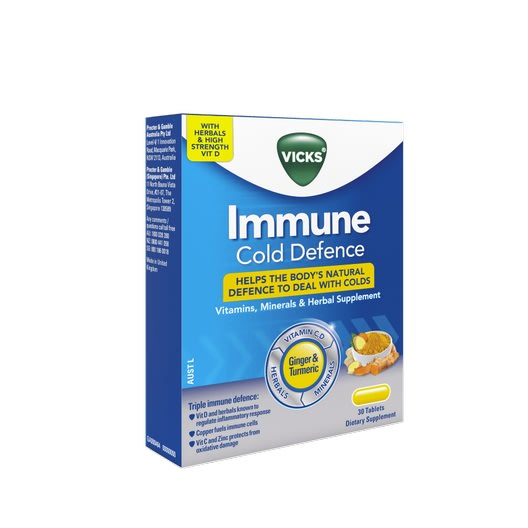 Vicks Immune Cold Defence Secondary Image 2