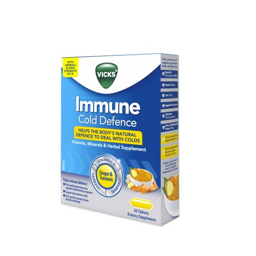Vicks Immune Cold Defence Secondary Image 3