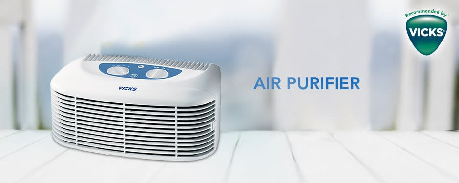Vicks Air Purifier
