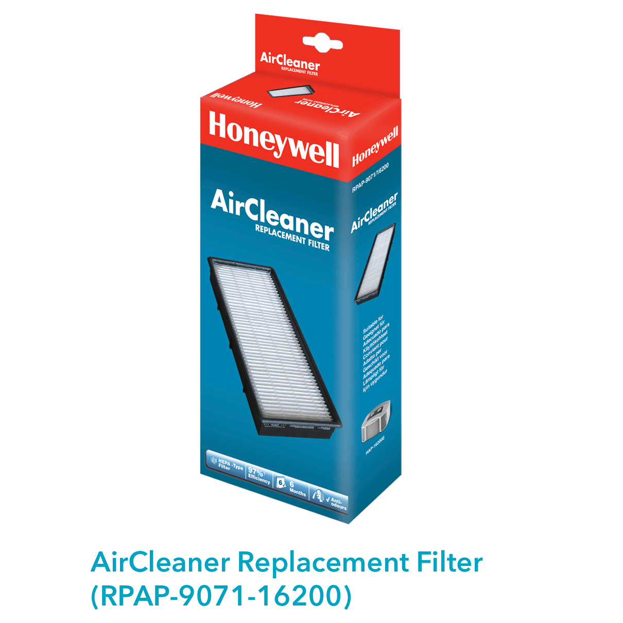 Aircleaner replacement