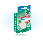 Vicks Vapopads Cough And Congestion Relief Vicks
