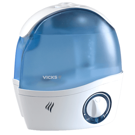 Vicks Mini Cool Mist Humidifier For Cough Amp Congestion Vicks