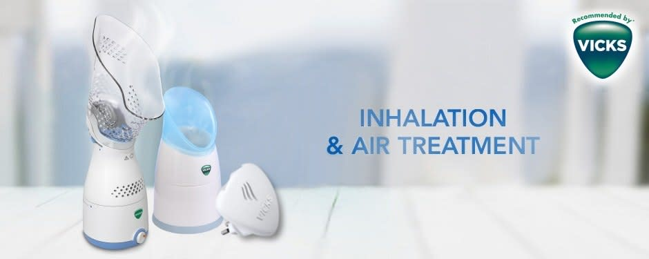 Vicks Inhaler & Air Treatment