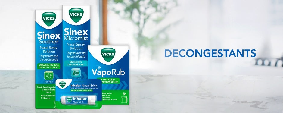 vicks-decongestants