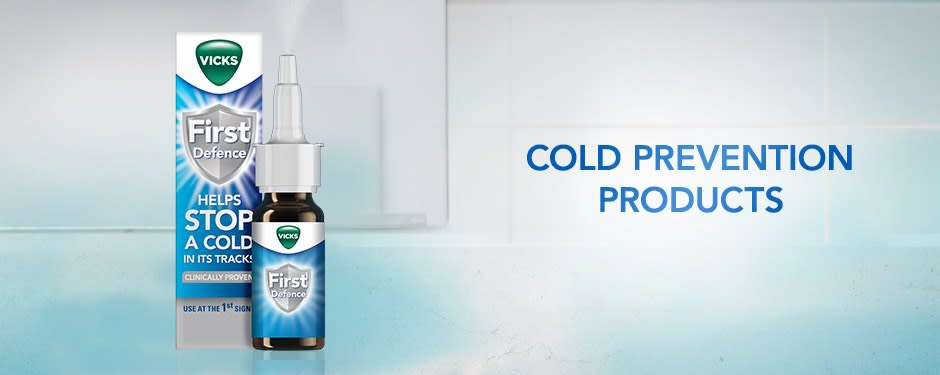 Cold Prevention Products