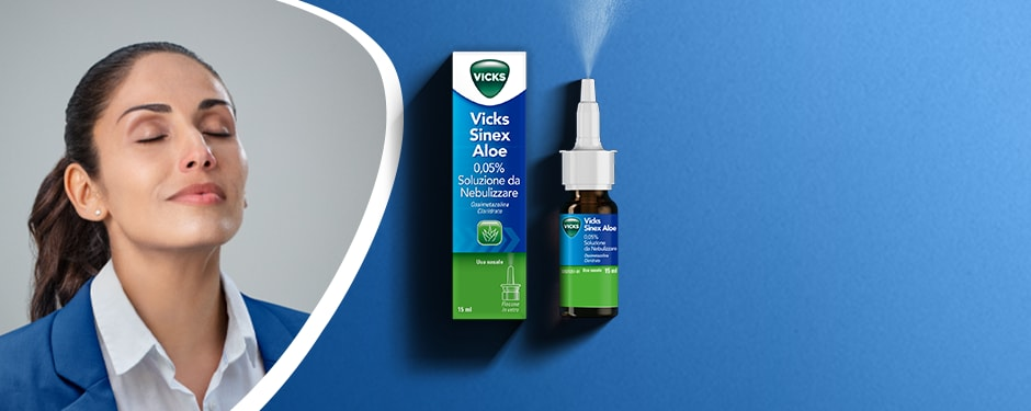 Vicks Sinex Aloe