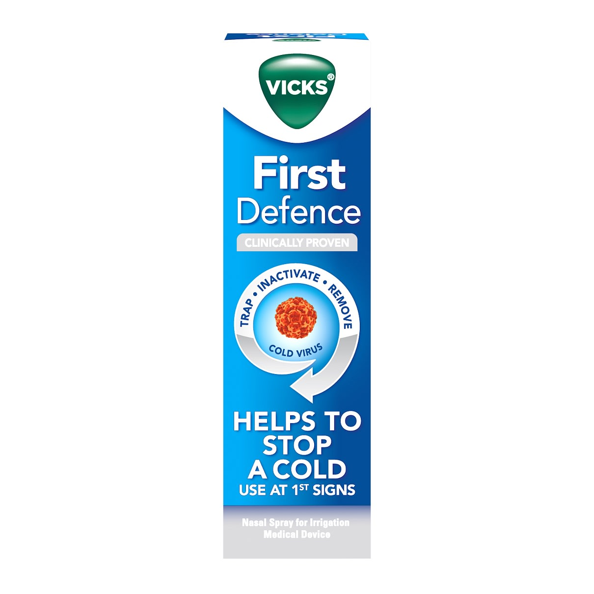 Vicks First Defence Primary Image