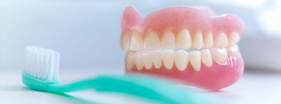 Denture Care, Cleaning, and Repair