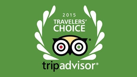 Heady & Shoulders Trip Advisor Award