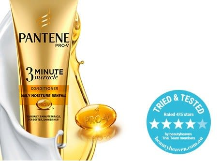 3 Minute Miracle Daily Moisture Renewal