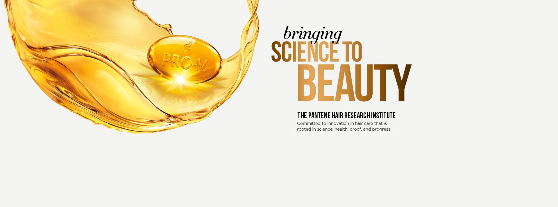 bringing science to beauty