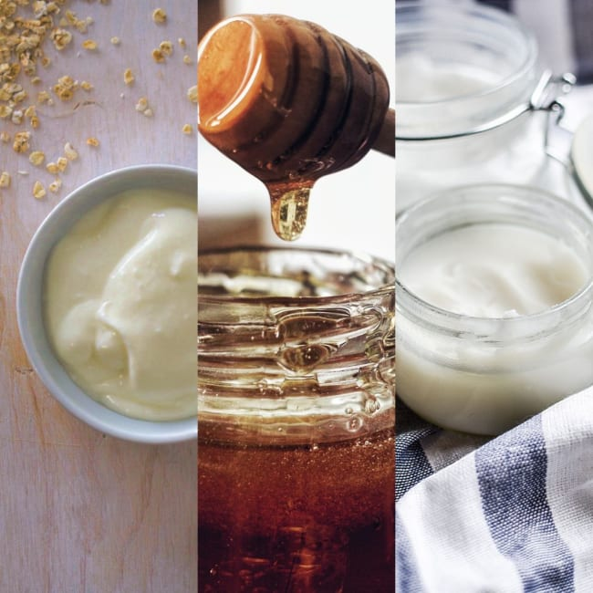 Greek Yogurt With Honey and Coconut Oil