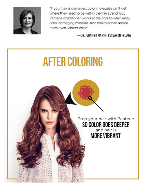 Prepping Hair for Color Treatment