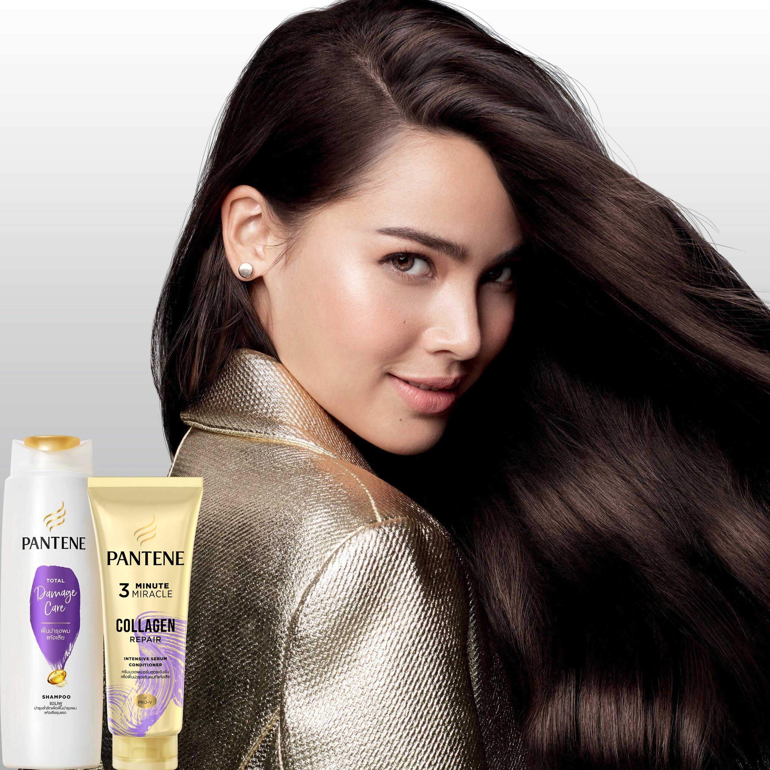 Choosing the right shampoo with Pantene