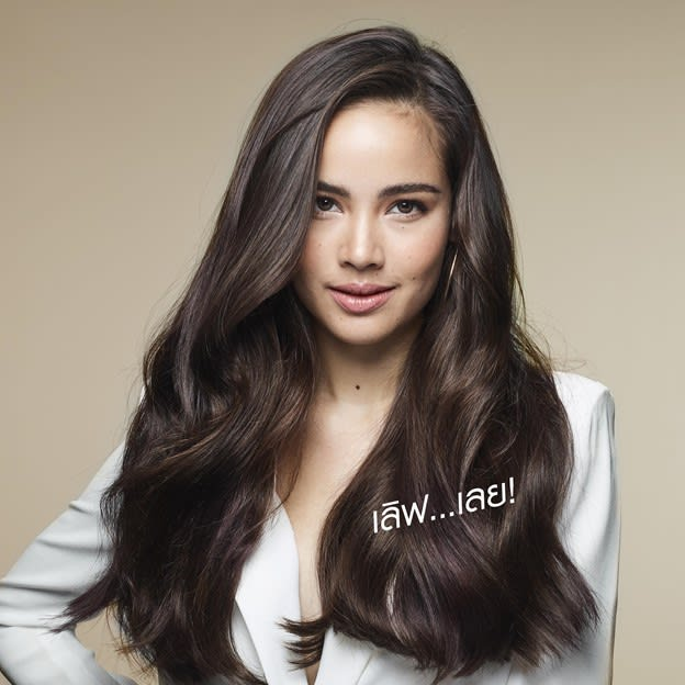 Beautiful hair with collagen
