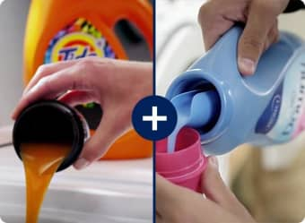 Use Tide ColorGuard and Downy to help protect your clothes color.