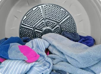What do your clothes go through in the dryer?