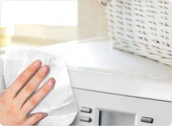 How to Clean Your Laundry Room