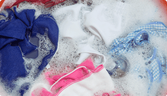 How to Keep Odors Out of Your Clothes