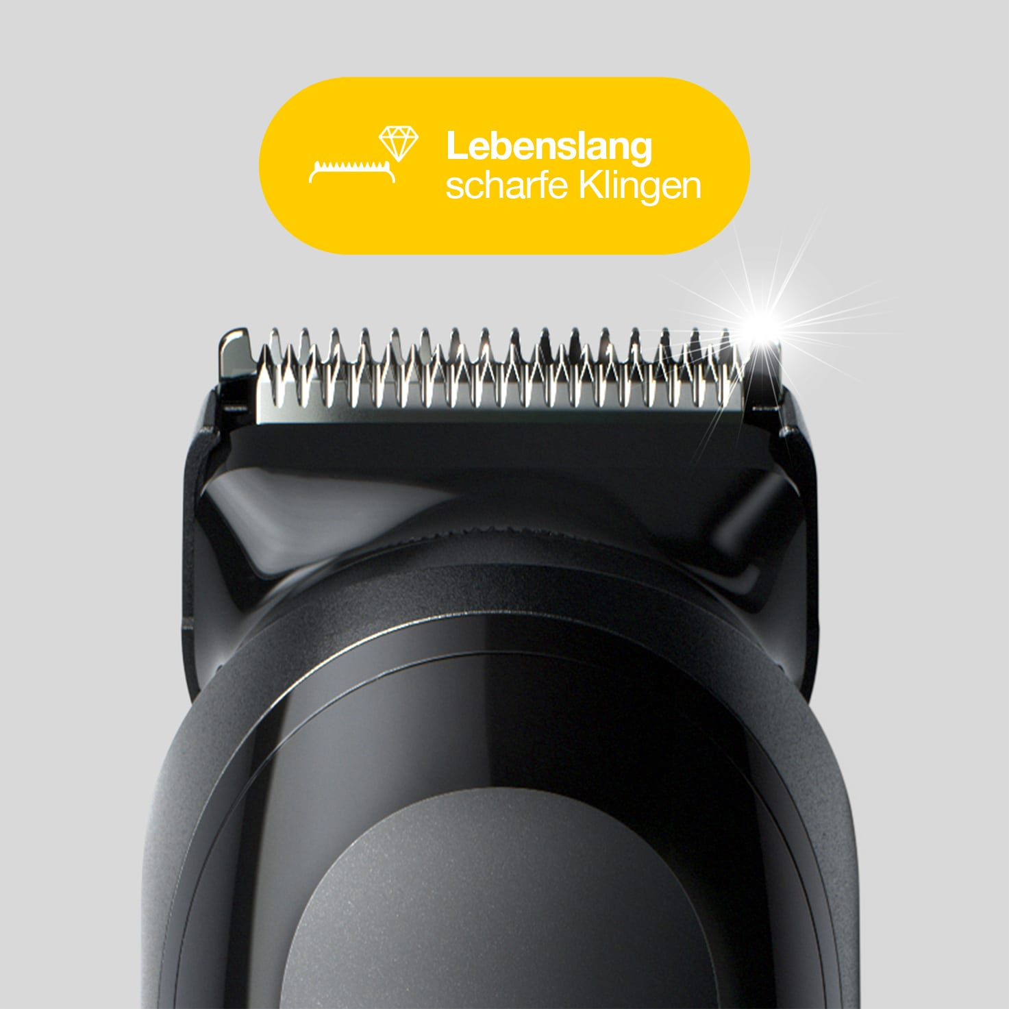 Braun All-in-one trimmer MGK5, Design Edition
