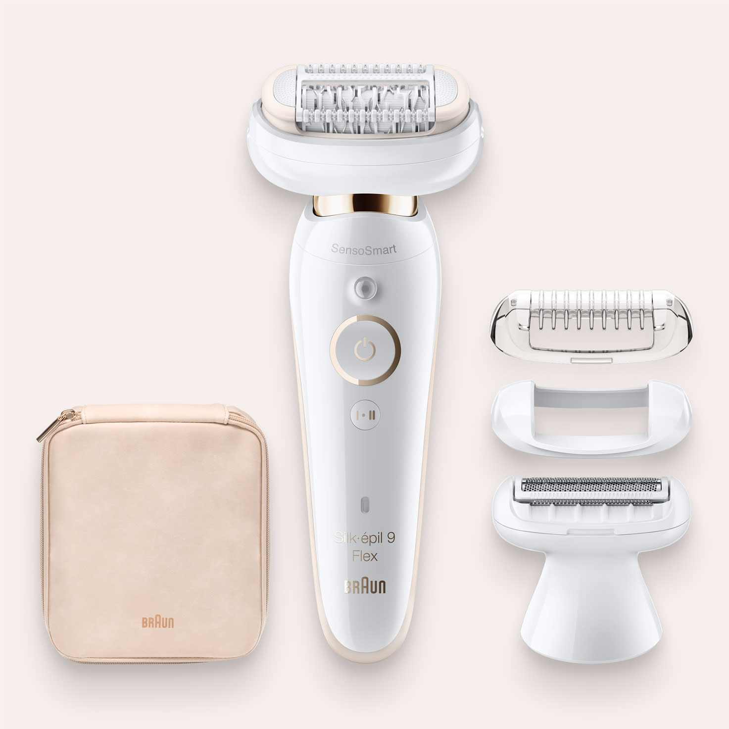 Silk-épil 9 Flex 9-002 epilator