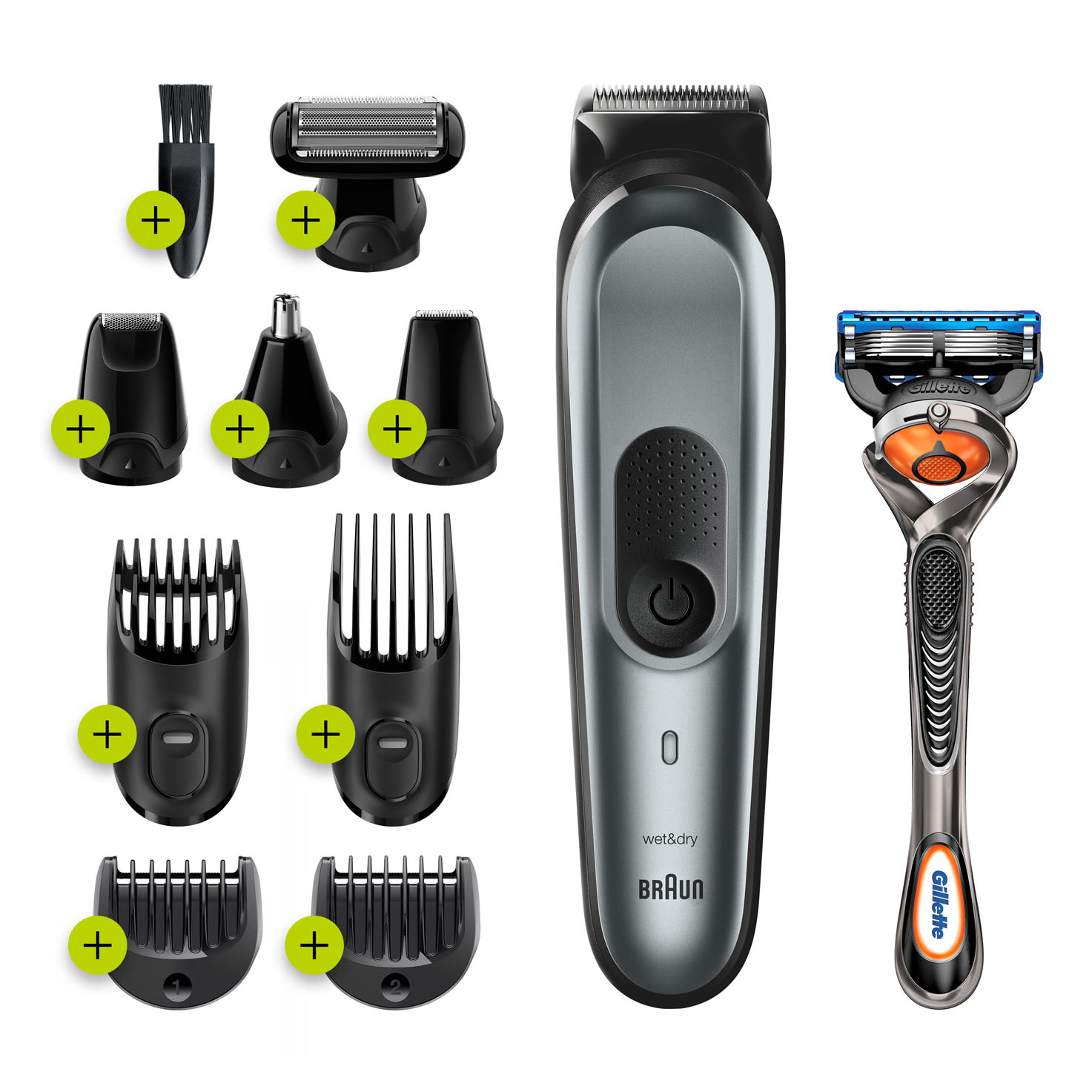 Braun Multi-Grooming-Kit 7 MGK7221