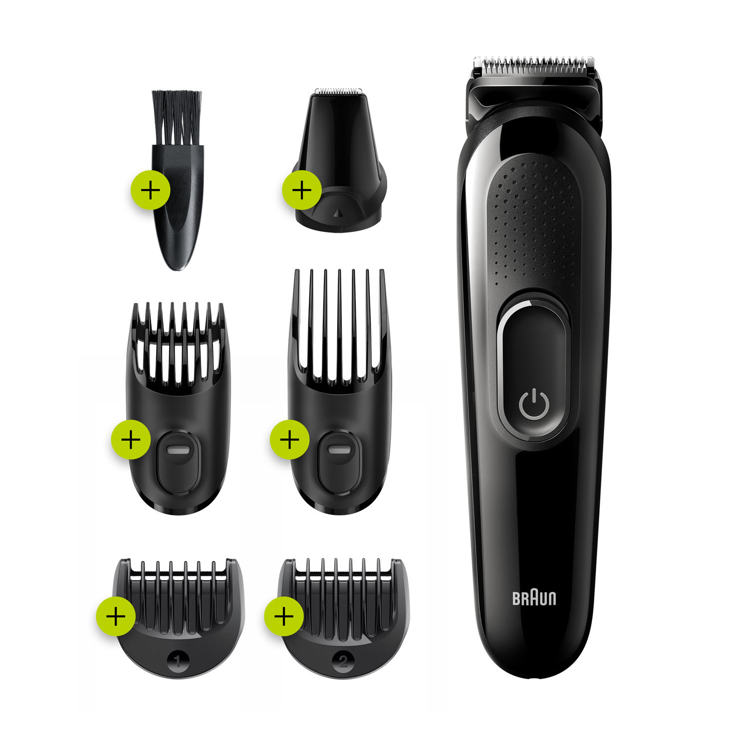 Braun Multi-Grooming-Kit 3 MGK3225