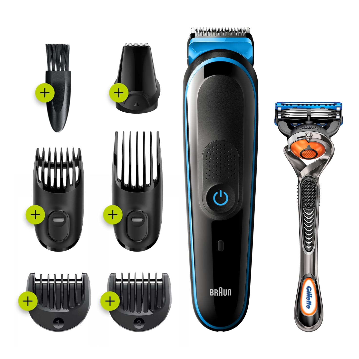 Braun Multi-Grooming-Kit MGK5245
