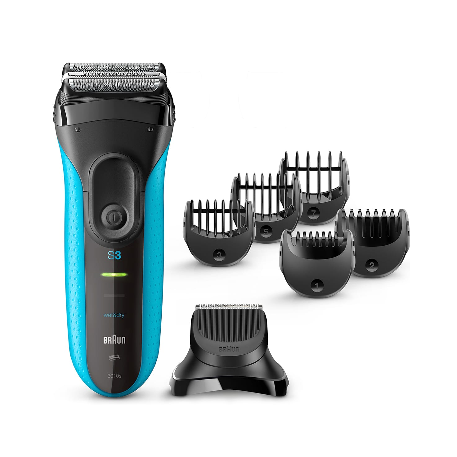 Series 3 Shave&Style 3010BT