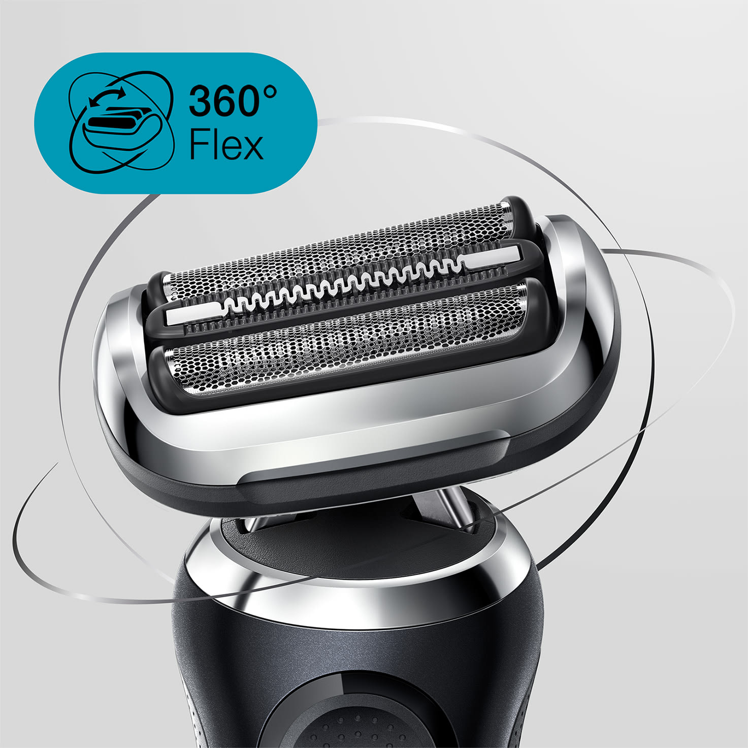 Braun Series 7 noir Electric Shaver