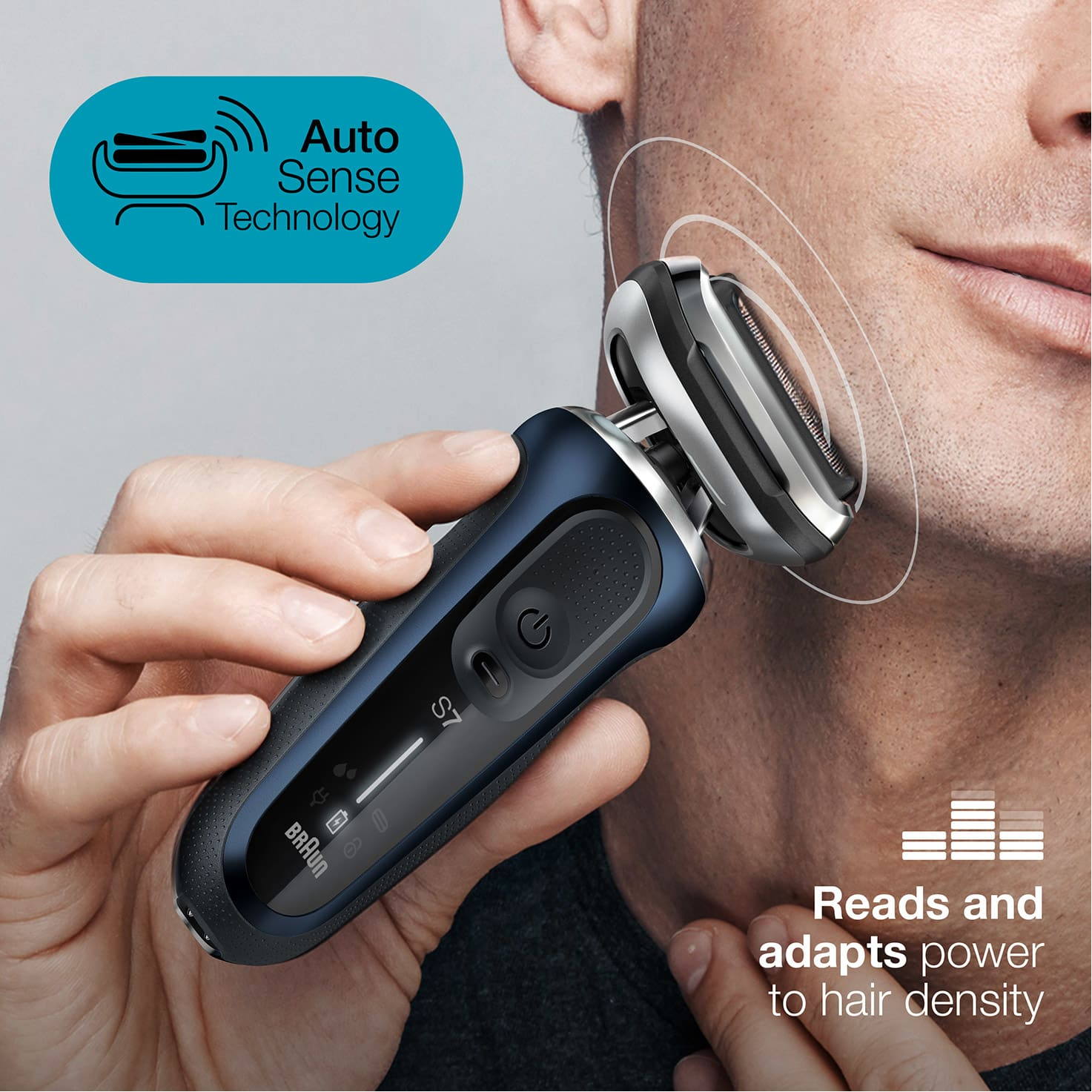 Braun Series 7 70-B1200s Electric Shaver