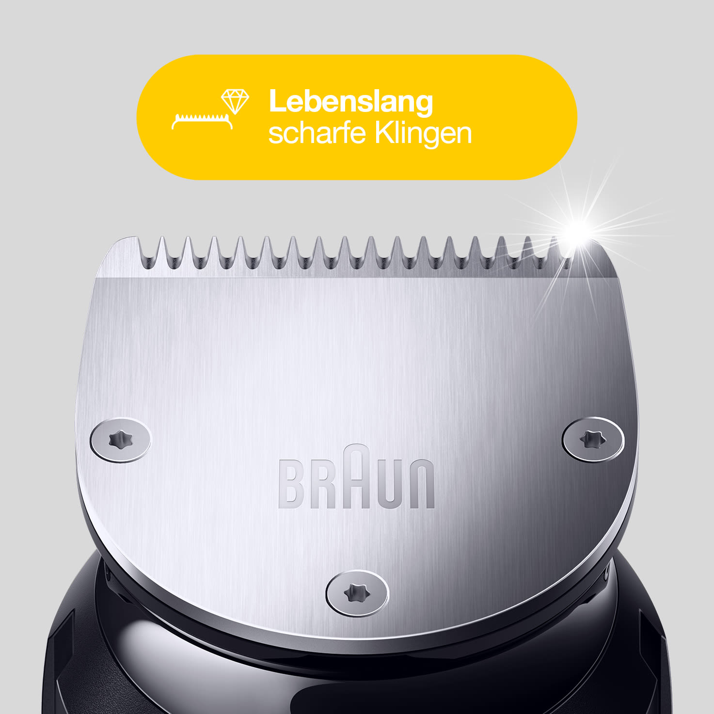 Braun All-in-one trimmer MGK7, Design Edition
