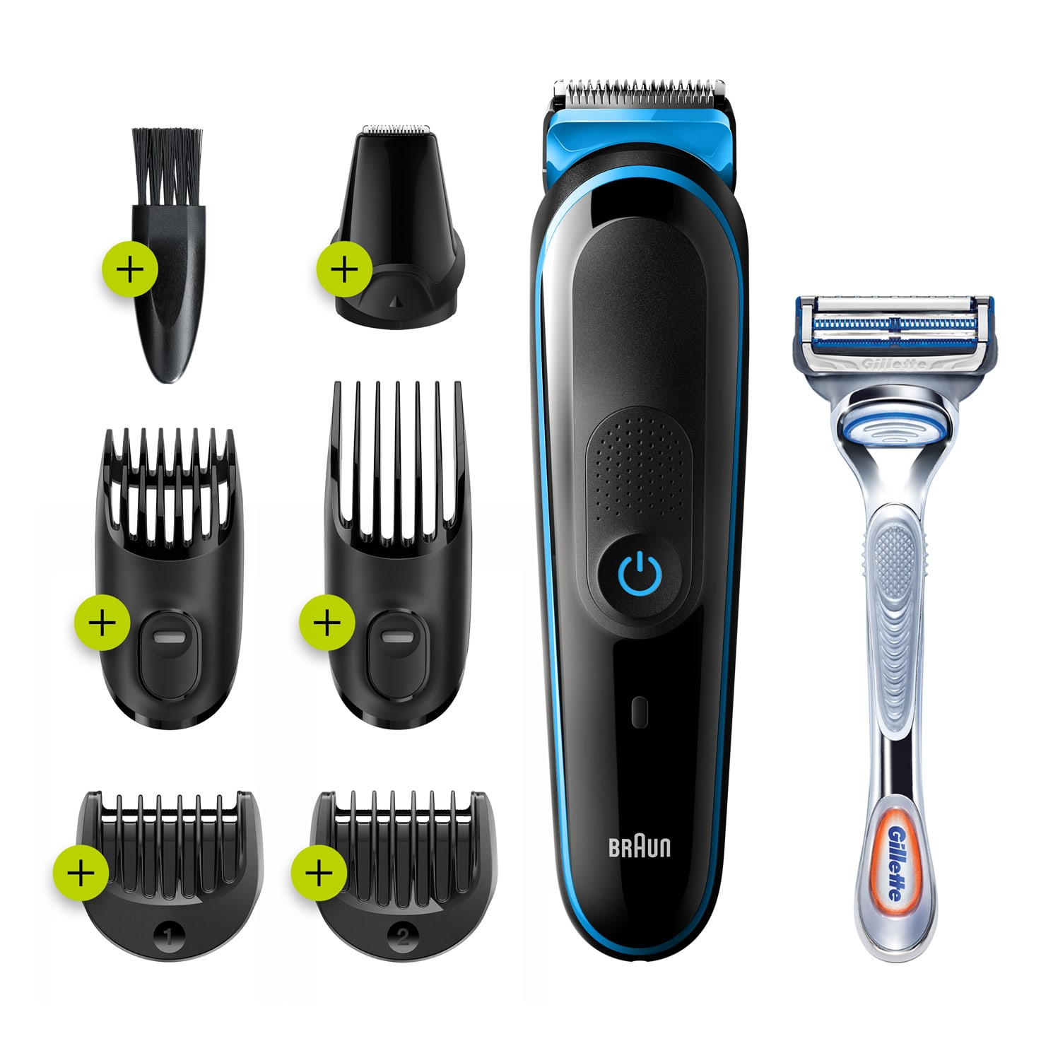Braun Multi-Grooming-Kit MGK3242