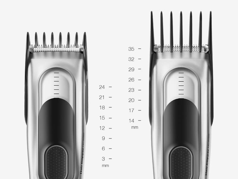 Hair Clippers, how to best do the job?