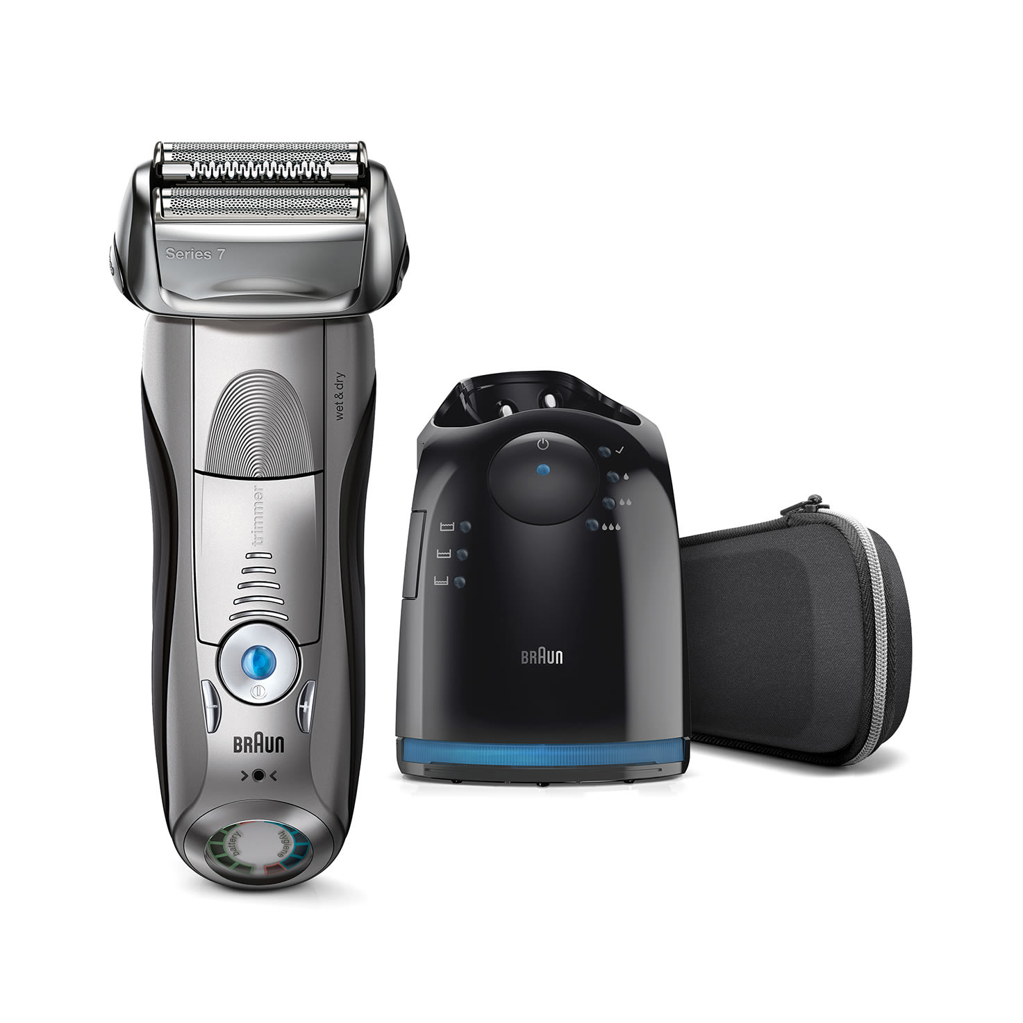 Series 7 silver with SmartCare Center