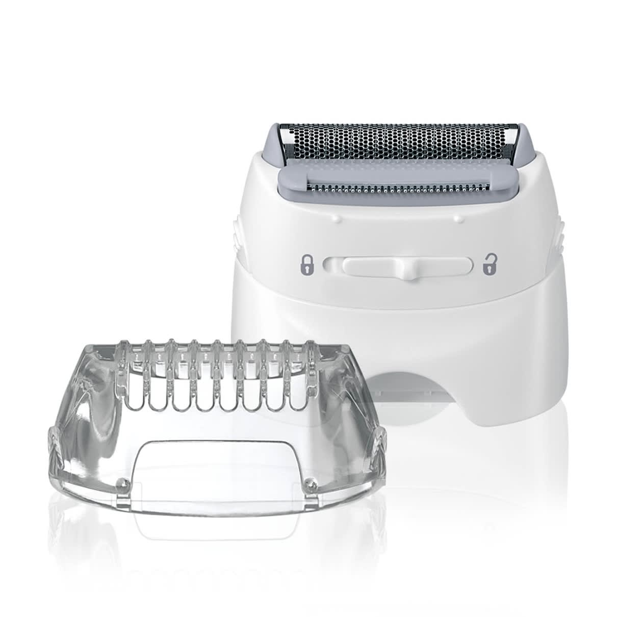 Braun Silk-épil shaver head with trimmer cap