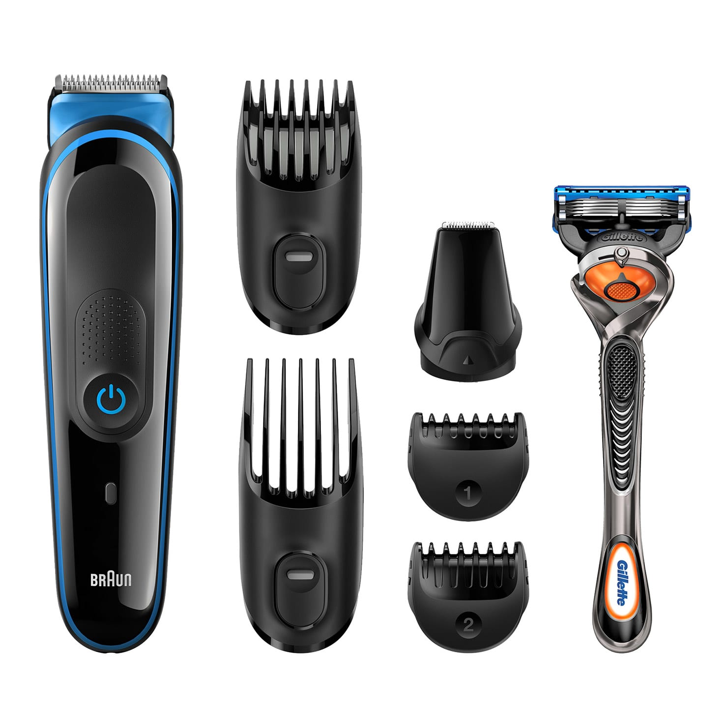 Braun multi grooming kit MGK3045 what´s in the box