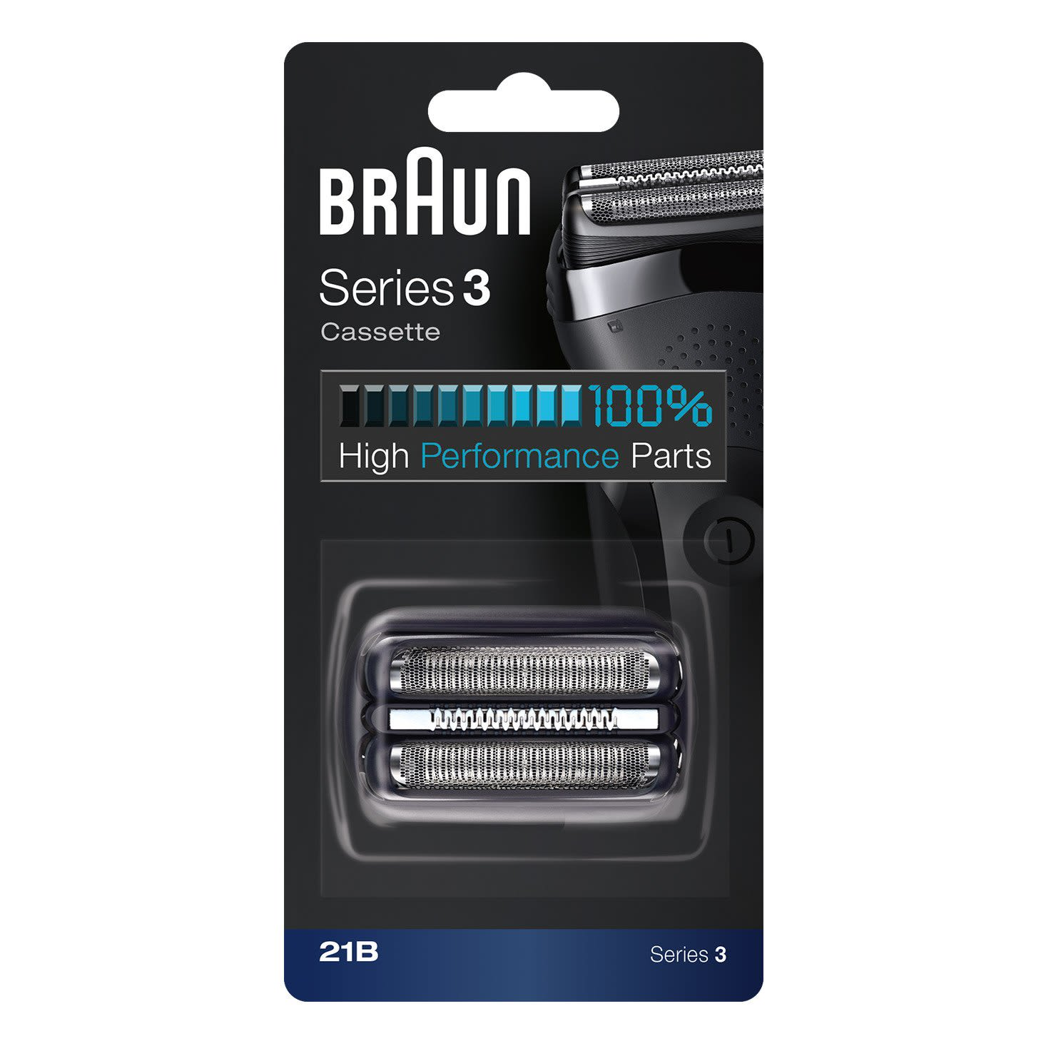 Braun 21B replacement head (Series 3)