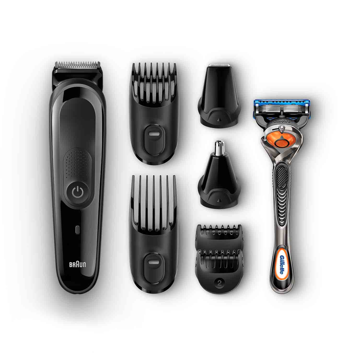 Braun multi grooming kit MGK3060 what´s in the box