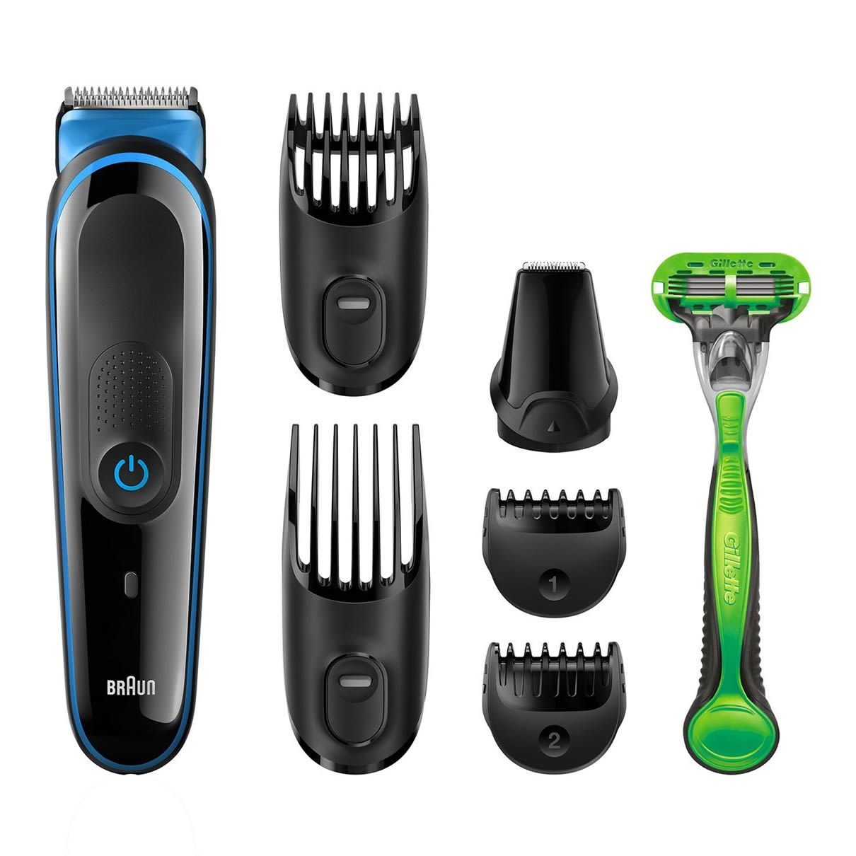 Braun multi grooming kit MGK3040 what´s in the box