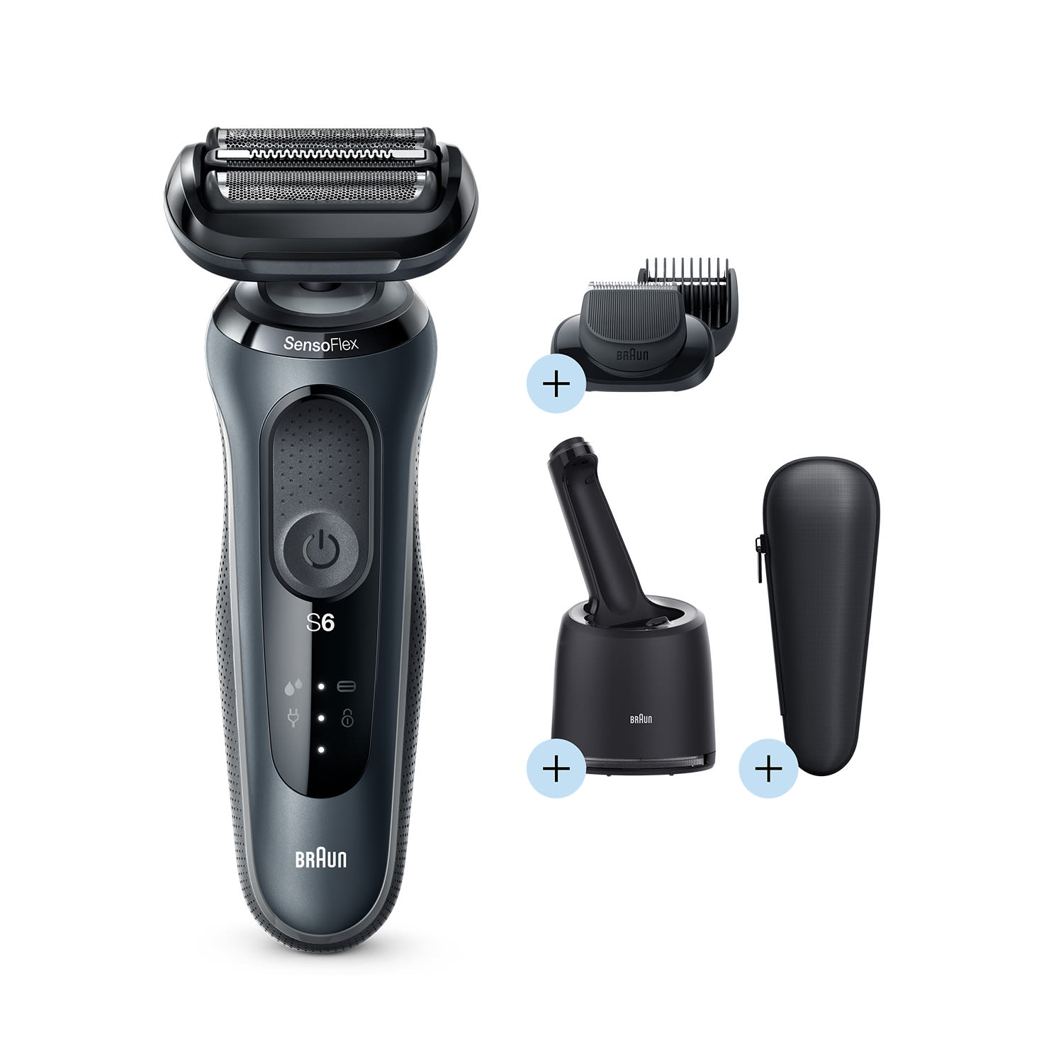 Braun Series 6 60-N7500cc Electric Shaver